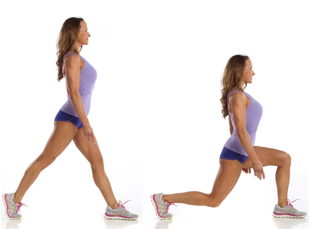 Lunges Exercise for Legs