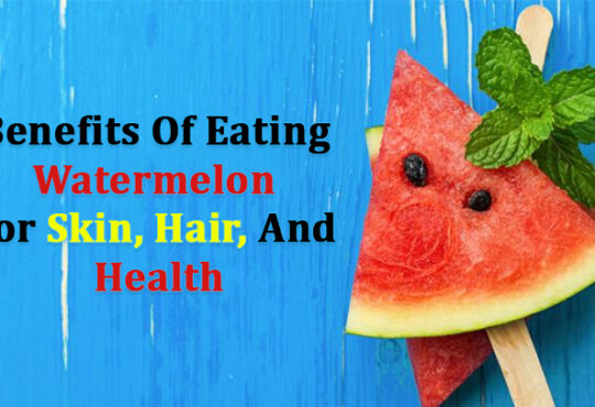 Wonderful Health Benefits of Watermelon